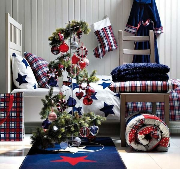 creative christmas tree decorating ideas2