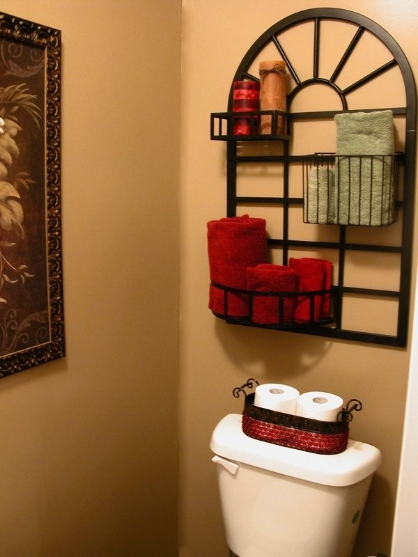 small bathroom storage ideas over toilet - Bathroom Decorating Ideas For Over The Toilet