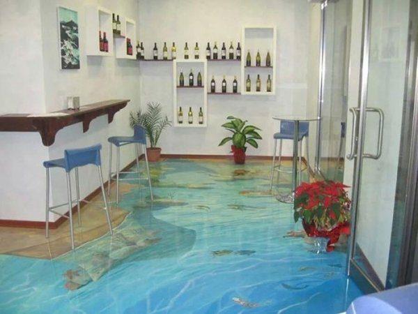 3d art flooring