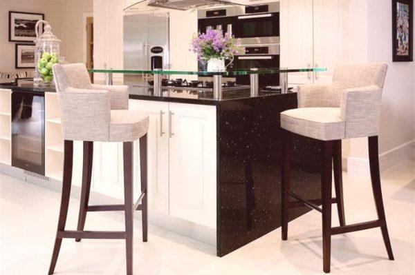 modern comfortable bar stools