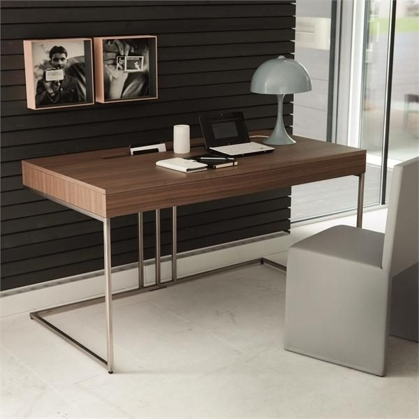 15 Modern Home Office Ideas: 15 Computer Desk Designs For Modern Home Office