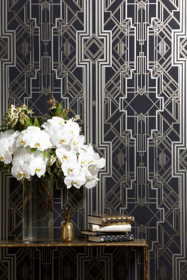 wallpaper ideas for hallway