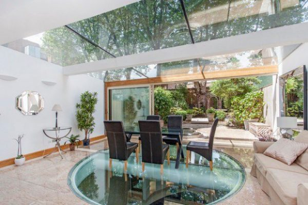 structural glass flooring