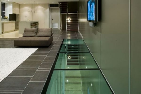 flooring glass