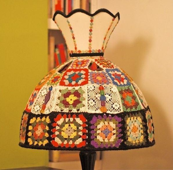 diy lampshade ideas 1