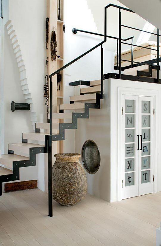 under stairs closet 2