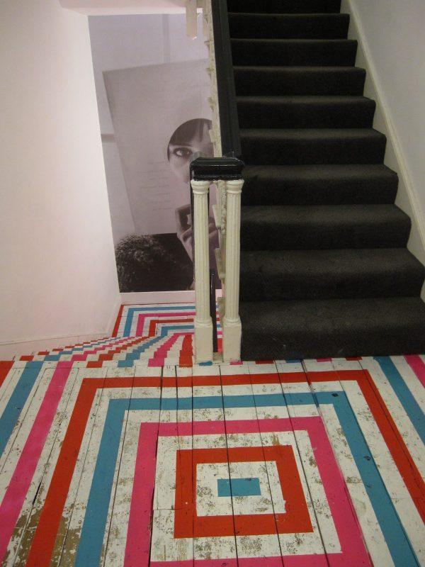 floor painting ideas