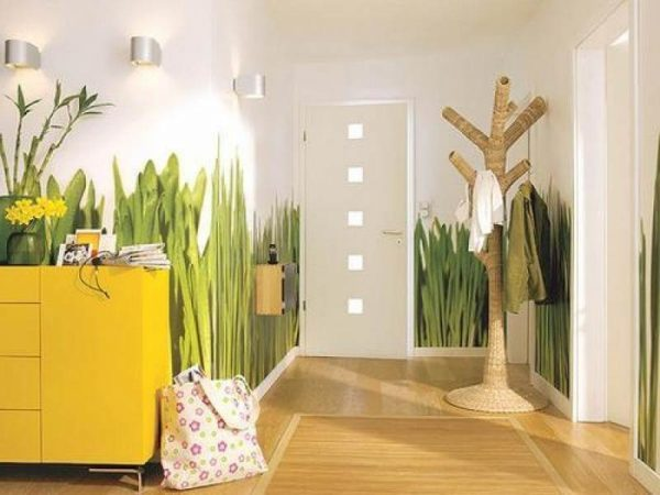 Hallway wallpaper decorating ideas 1