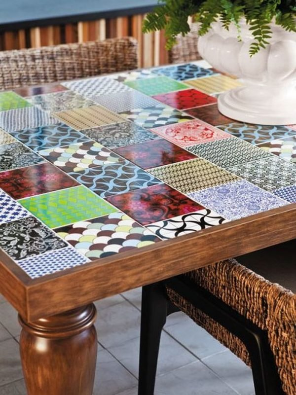 Diy Table Tops   Ideas For Table Tops