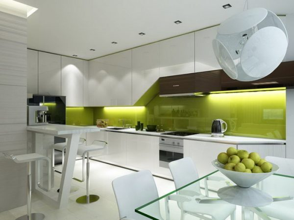18 Futuristic Kitchen Designs Little Piece Of Me