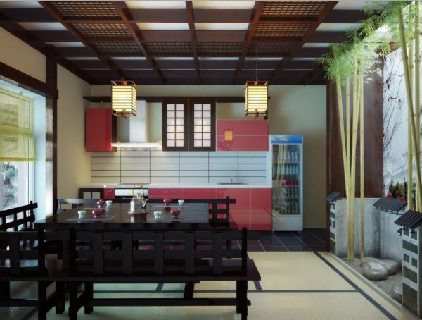 japanese room decor