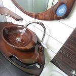 20 Incredible wooden bathroom sinks