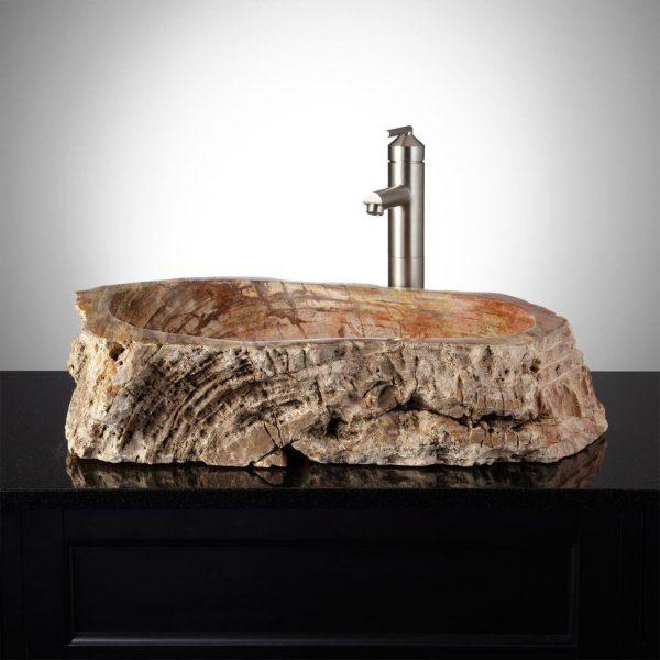 wooden sink unit1
