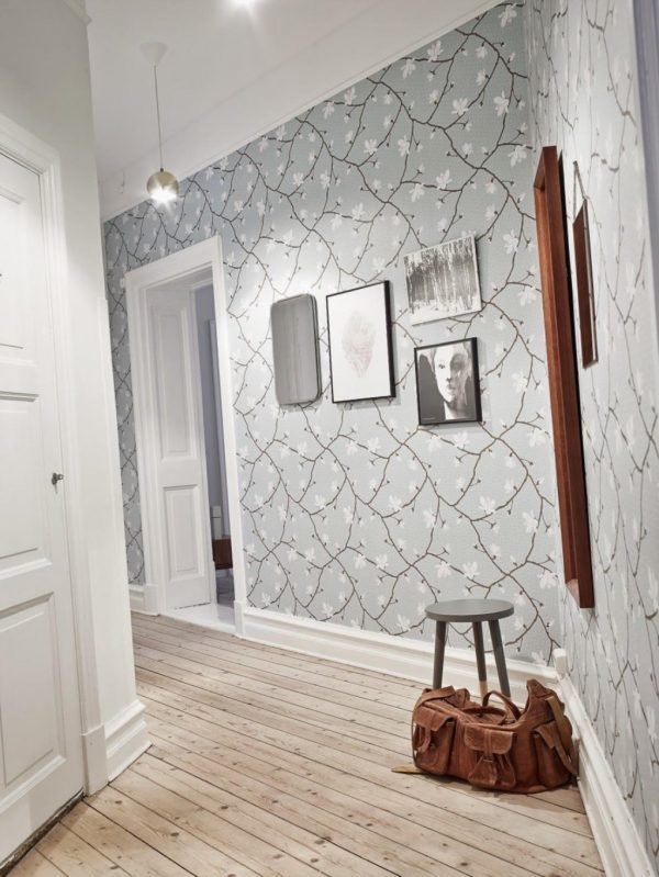 home decorating ideas for hallways 26 hallway wallpaper decorating ideas of me 12695