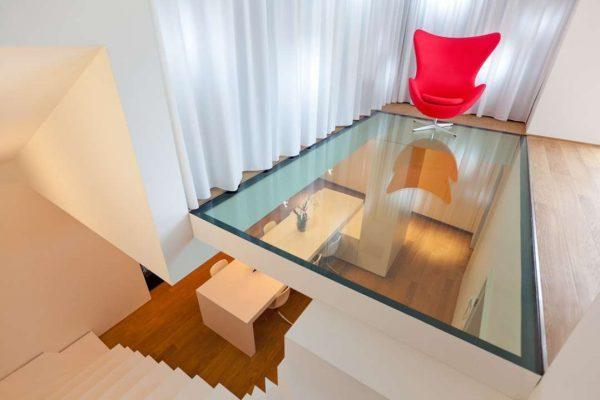 glass block floor1