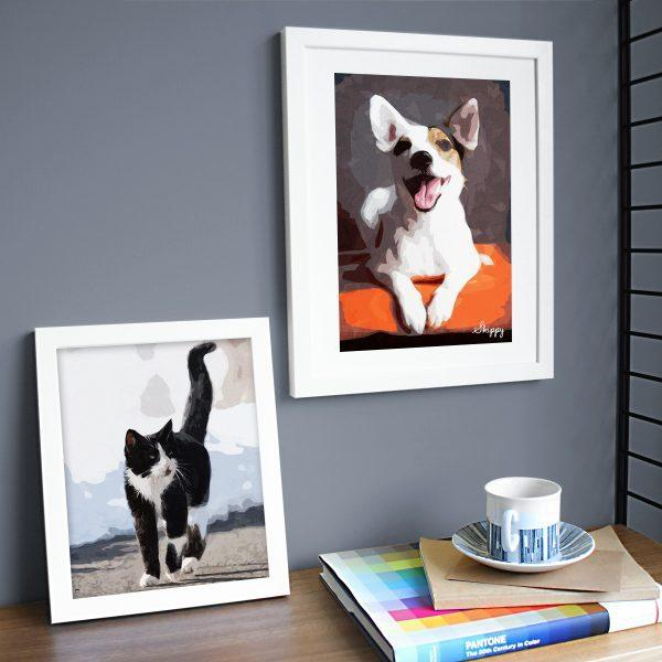 pet wall decor