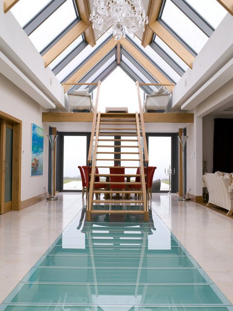 structural glass floors