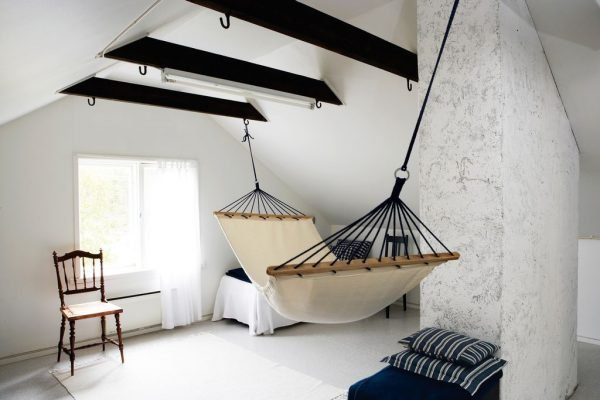 indoor hammocks for bedroom