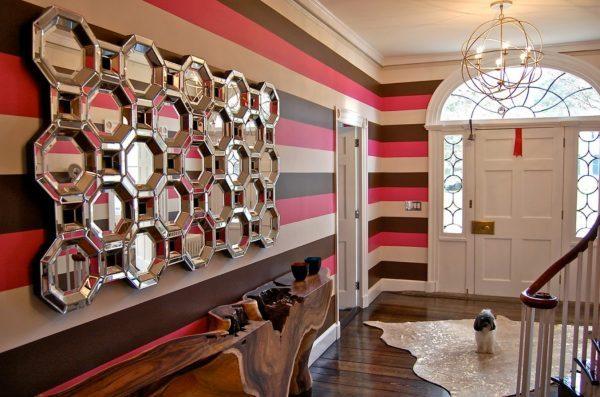 Hallway wallpaper decorating ideas