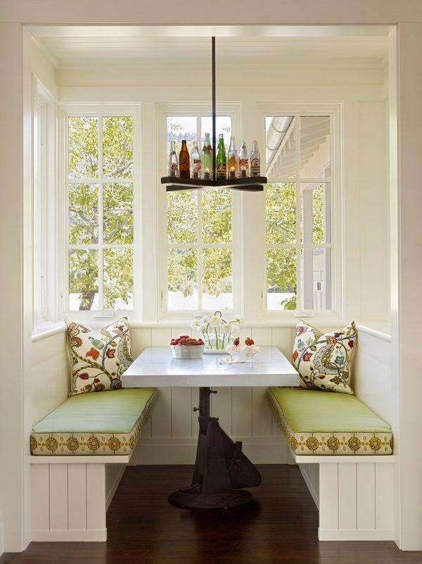 benches for dining table