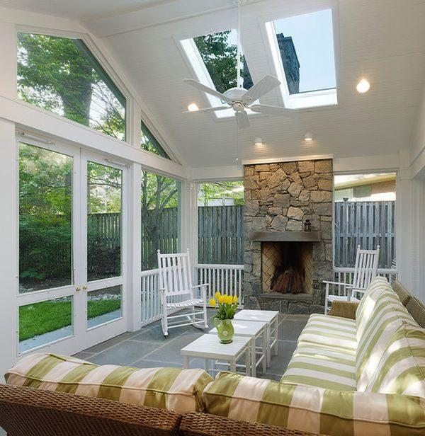 ideas for sunroom
