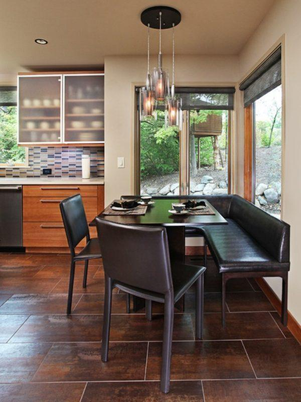 Dining Tables With Benches Elegant And Practical