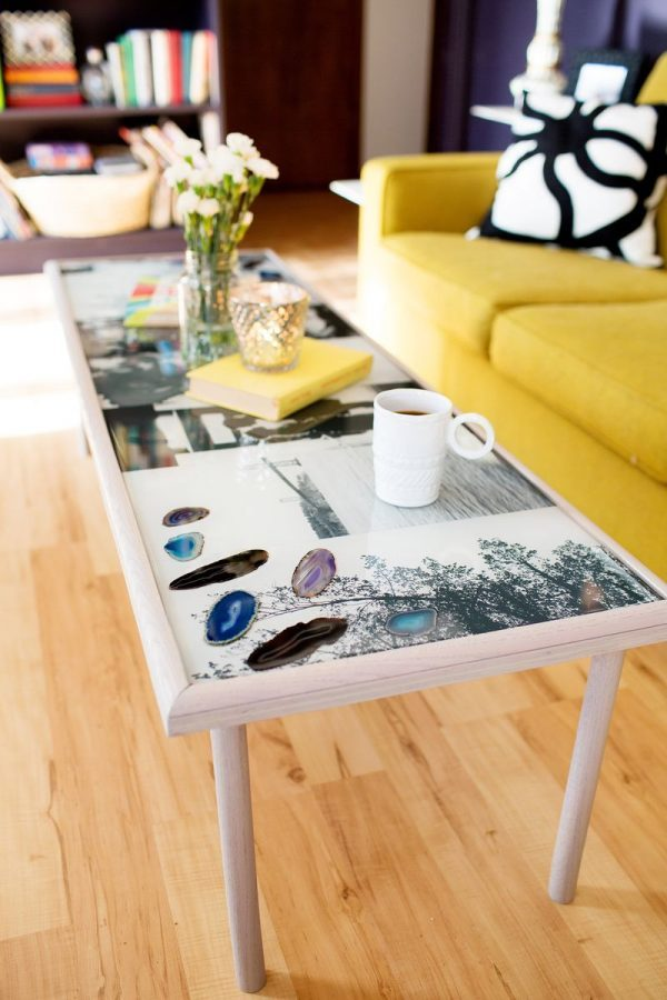 design your own table top