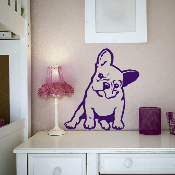 bulldog artwork