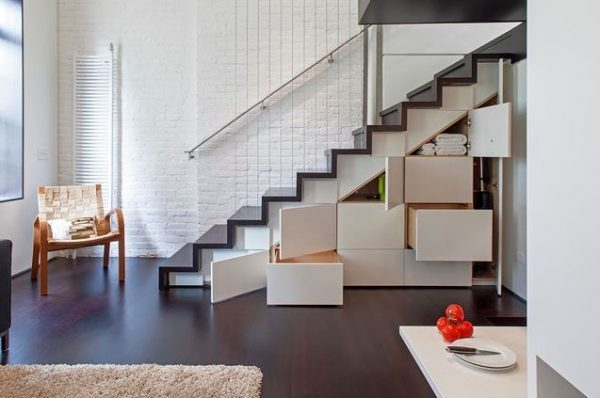 ideas of how to use space under staircase 3