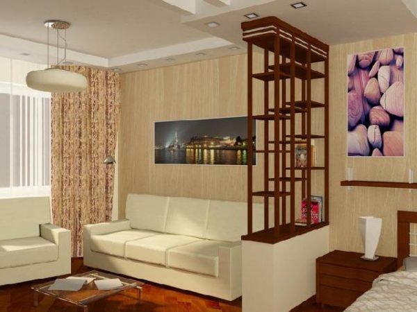 wood room dividers