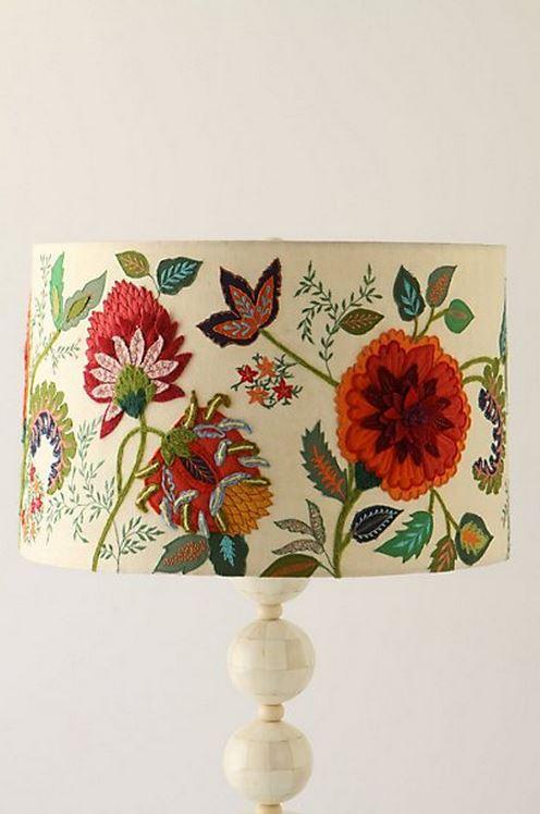 diy lamp shade 1