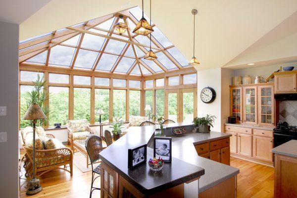 beautiful sunrooms