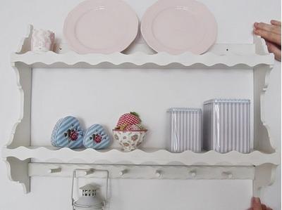 Kitchen Shelves for dishes