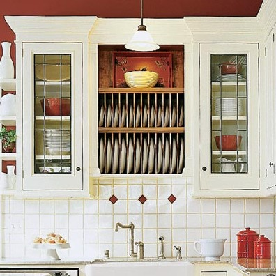 kitchen shelving ideas