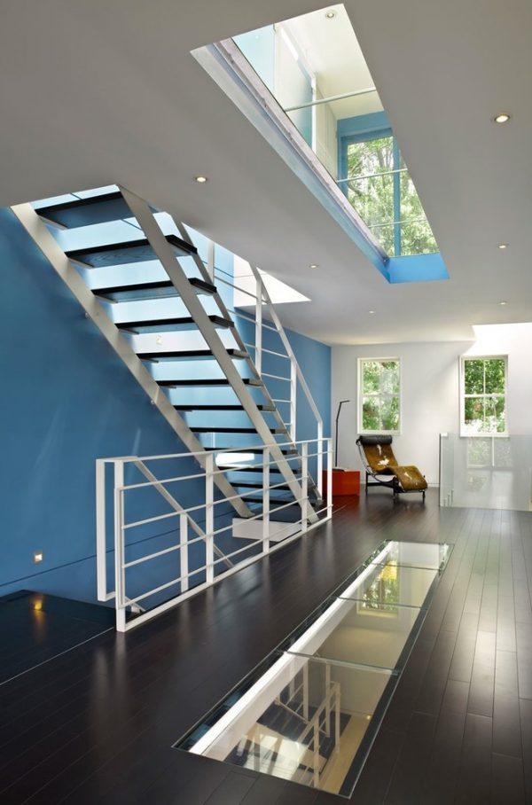 floor glass panels