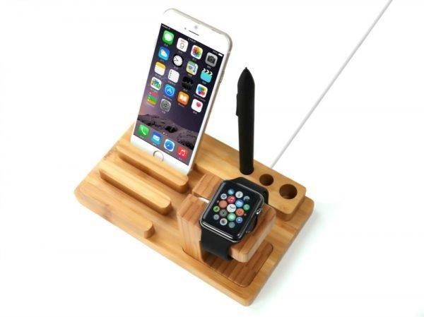 Dockingstation Apple Watch Und Iphone