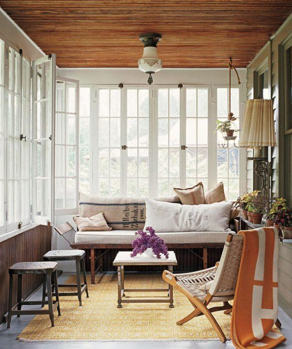small sunroom decorating ideas