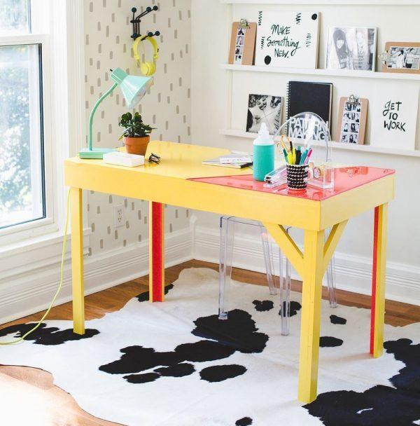 epoxy table top