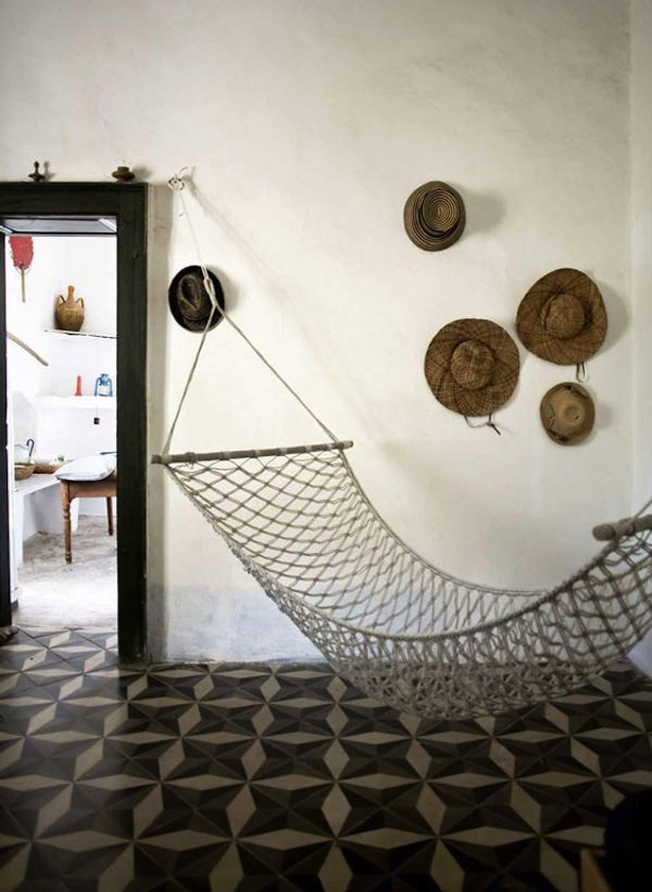 Indoor hammock bed 2
