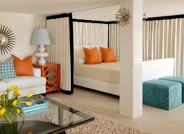 curtain room dividers 1
