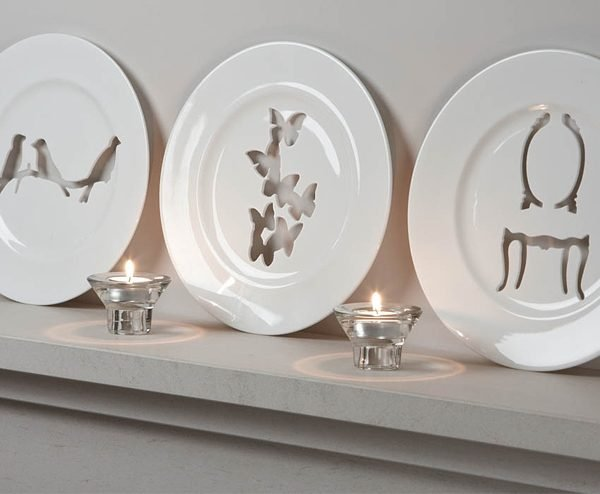 24 Inspirational Ideas With Plates On Wall Little Piece