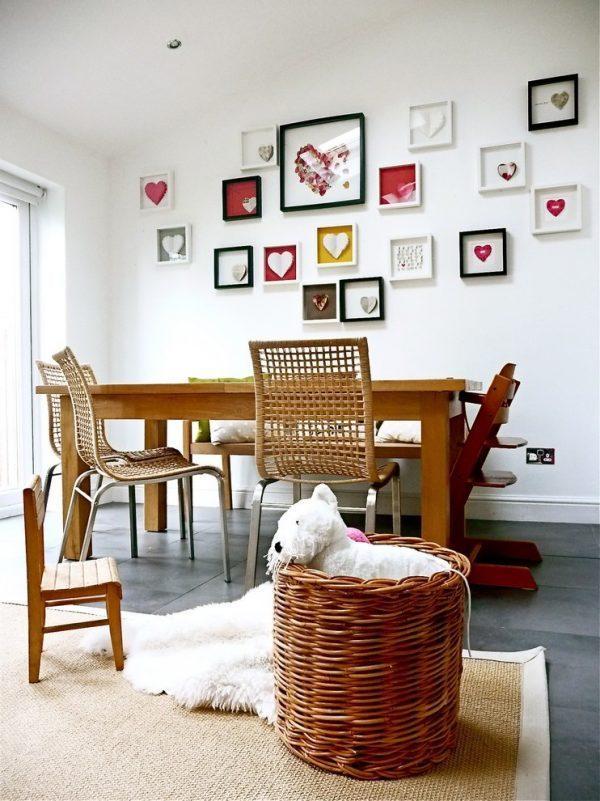 valentine wall decorations