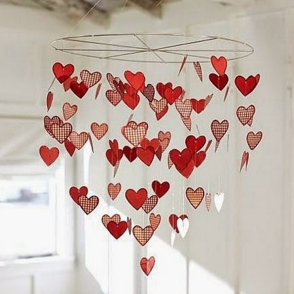 simple valentine crafts