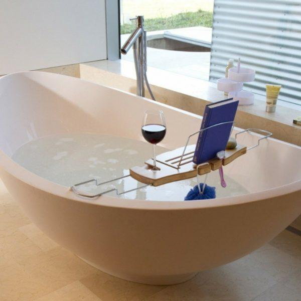 best bathtub caddy
