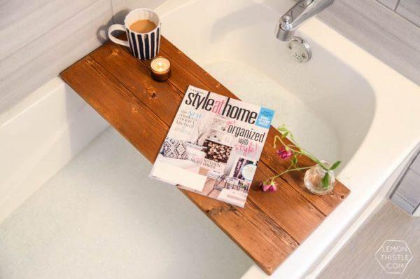 bathtub caddies