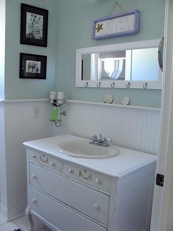 vintage style bathroom sinks