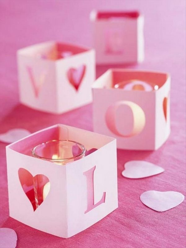 easy valentine day crafts