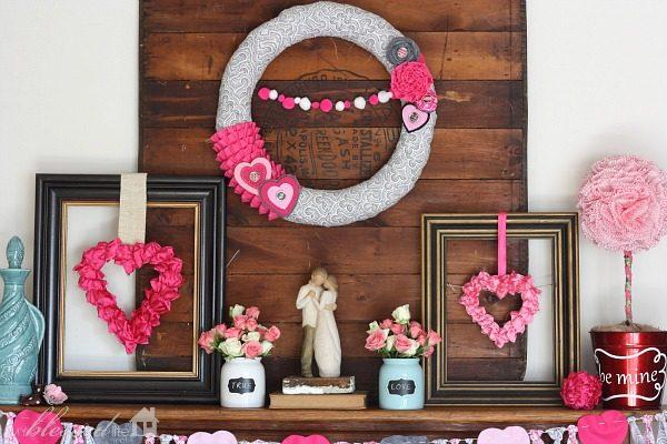 decoration for valentine day