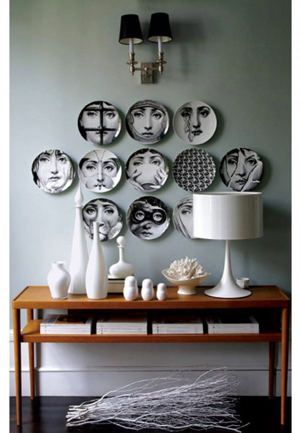 decorative plates for wall art