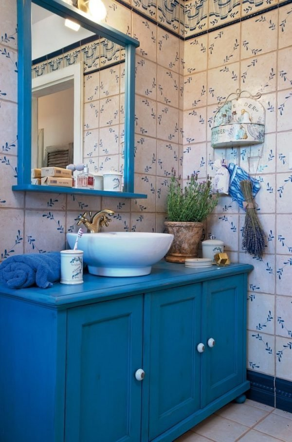bathroom ideas vintage